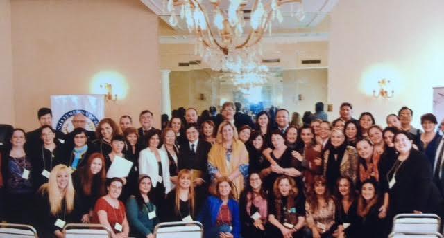 Asistentes al II Congreso Masónico en Asanción